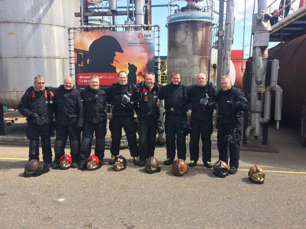Falck Fire Academy Instructor Complete International CFBT Instructor Level 1 and 2