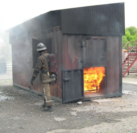 Backdraft Prop - The